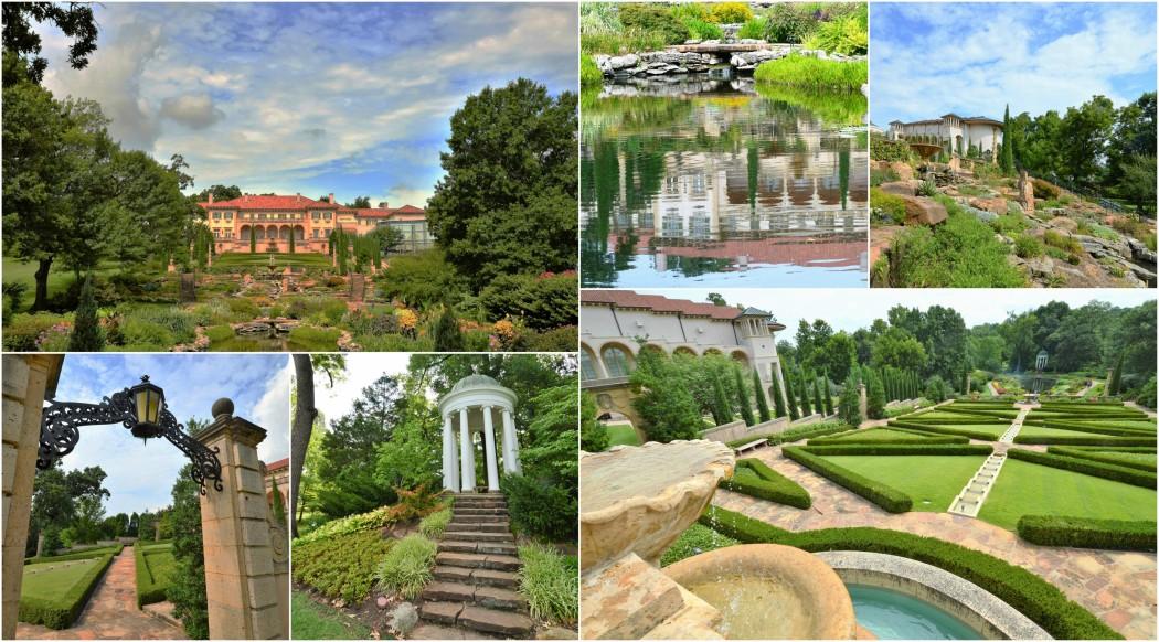 Philbrook Gardens 1